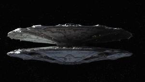Cylon Basestar