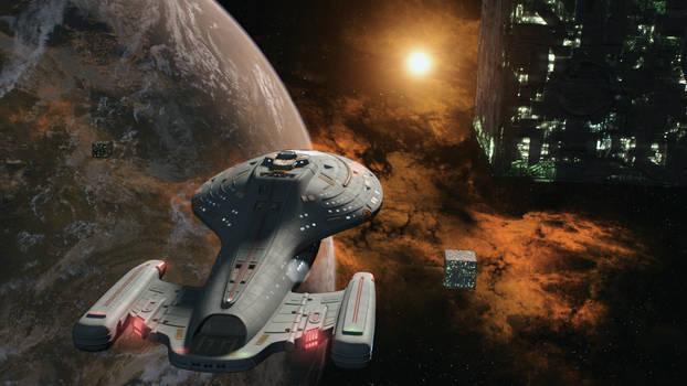 Inhabitants: All Borg