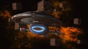 15 Borg Vessels 4k