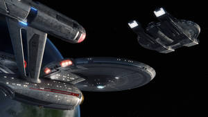 Enterprise and Cabot