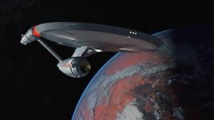 Discovery Enterprise John Eaves Concept Version #2