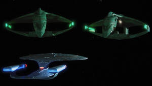 Enterprise vs Warbirds