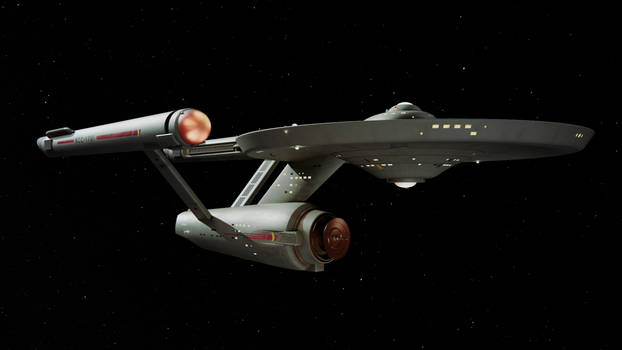 Marc Bell's TOS Enterprise