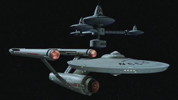 TOS Enterprise and K7