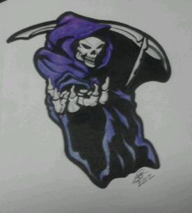 Grim Reaper by SamuelKeithBurns