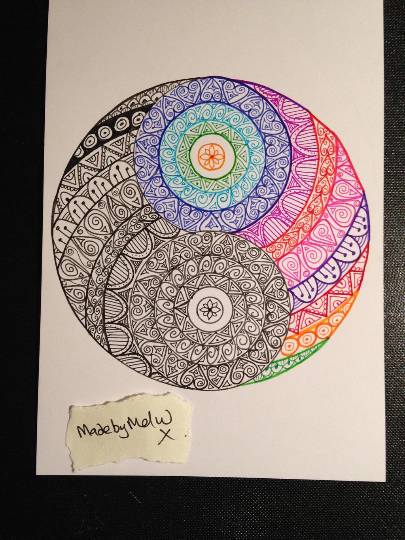 yin yang by madebymelw on deviantart