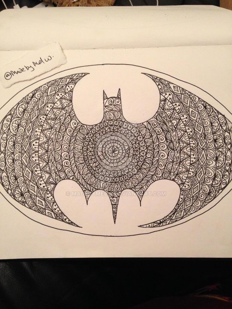 Batman Dala Logo By Madebymelw On Deviantart
