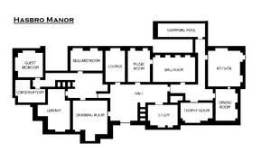 Hasbro Manor