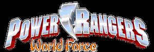 Power Ranger World Force Logo