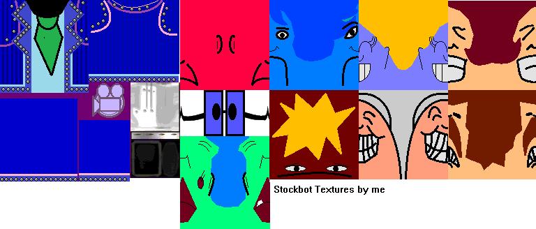Stockbot Textures
