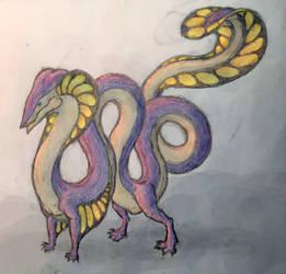 Purple Snake by User96