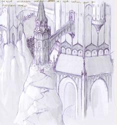 Castle sketch by User96