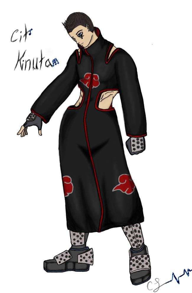 Cit Kinuta - Akatsuki by Rotwurm-Jester