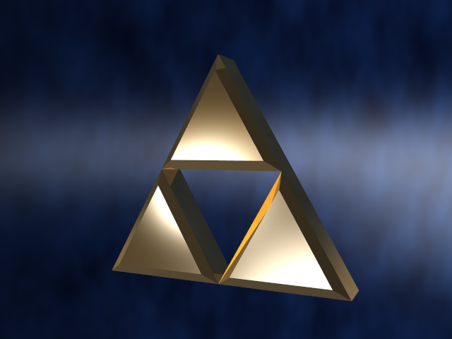 triforce by panzi
