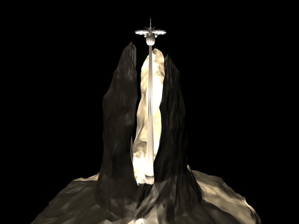 ivory tower by panzi