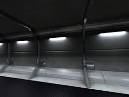 Corridor by panzi