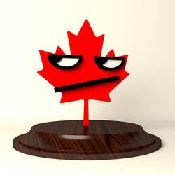 Toronto Girl Emote 3D