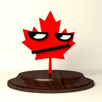 Toronto Girl Emote 3D by panzi