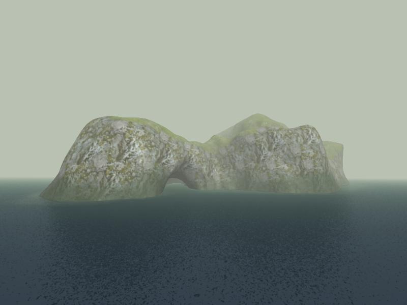 Island by panzi