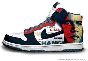 Obama Dunks