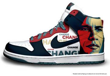 Obama Dunks by ArtisticSmitty