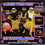 A Night with Bliss 2014 by TheFullNelsonPress