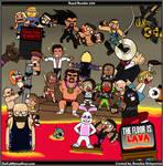 WWE Royal Rumble 2015 by TheFullNelsonPress