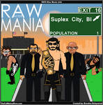 WWE RAW After Mania 2015