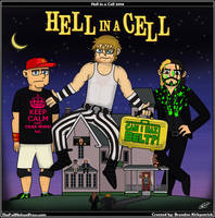 WWE Hell in a Cell 2014 by TheFullNelsonPress
