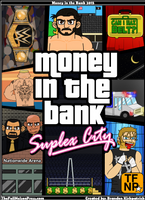 WWE Money in the Bank 2015 by TheFullNelsonPress