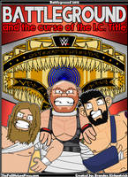 WWE BattleGround 2015 by TheFullNelsonPress