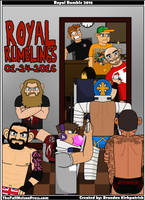 WWE Royal Rumble 2016 by TheFullNelsonPress