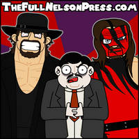 Brothers of Destruction w/ Paul Bearer by TheFullNelsonPress