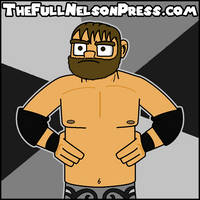 Curtis Axel (2013 RAW Debut) by TheFullNelsonPress