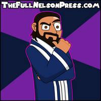 Damien Sandow (2012 Intellectual Savior) by TheFullNelsonPress