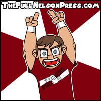Daniel Bryan (2010 WWE Debut) by TheFullNelsonPress