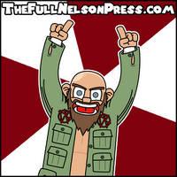 Daniel Bryan (WWE Money in the Bank 2012) by TheFullNelsonPress