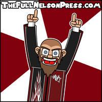 Daniel Bryan (WWE SmakDown! 2012) by TheFullNelsonPress