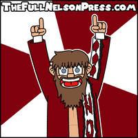 Daniel Bryan (2012 WWE Tag Team Champion) by TheFullNelsonPress