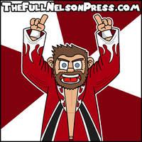 Daniel Bryan (2012 WrestleMania 28) by TheFullNelsonPress