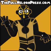 Goldust (2014 WWE Return) by TheFullNelsonPress