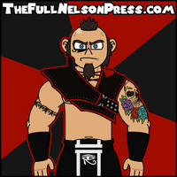 Konnor (2014 The Ascension RAW Debut) by TheFullNelsonPress