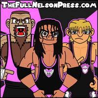 The Hart Foundation (1997) by TheFullNelsonPress
