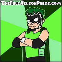 Hurricane Helms (2001 WWE World Tag Team Champion) by TheFullNelsonPress