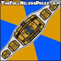 WWE Intercontinental Championship (2011-Present) by TheFullNelsonPress