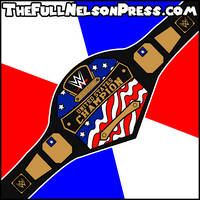 WWE United States Championship (2003-Present) by TheFullNelsonPress