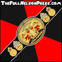 WWF World Heavyweight Championship (Brahma Bull) by TheFullNelsonPress
