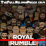 WWE Royal Rumble 2017 by TheFullNelsonPress