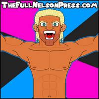 Dolph Ziggler (2016 Show Off) by TheFullNelsonPress