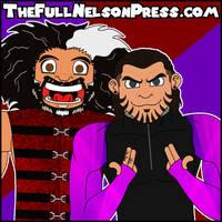 Hardy Boyz (2017 WWE Return) by TheFullNelsonPress